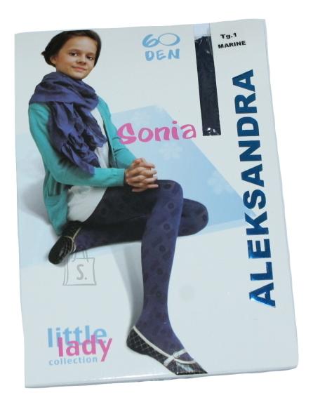 Sonia 50 DEN  mustriga sukkpüksid