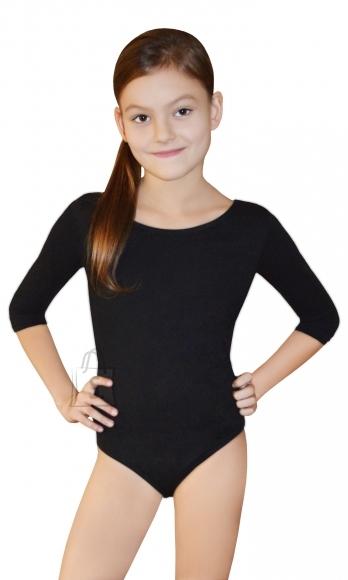GWinner Bodysuit Girls 3/4 Sleeve Leotard