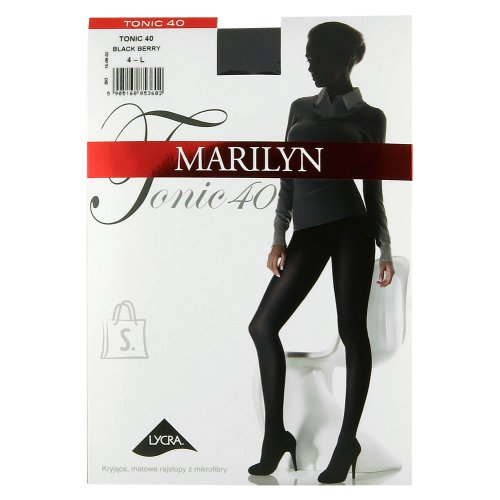 Marilyn 40 DEN mikrofiiber sukkpüksid