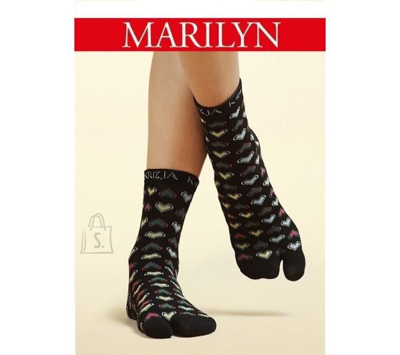 Marilyn puuvillased varvassokid