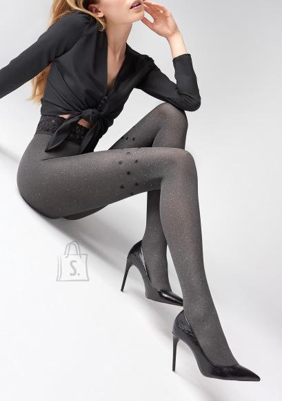 Marilyn Pitsi ja silikooniga sukkpüksid 60 DEN