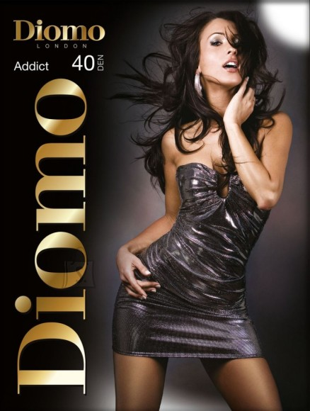 Diomo 40 DEN sukkpüksid Addict