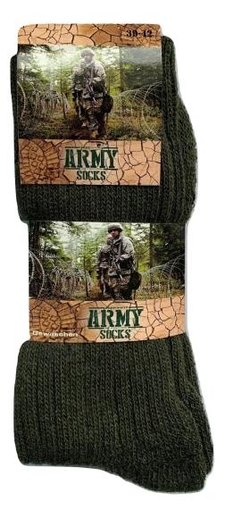 Army sokid 3-pakk