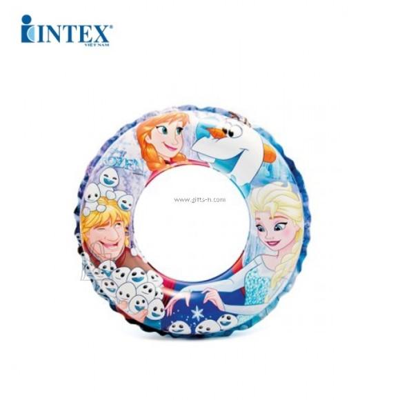 Intex Ujumisrõngas Frozen 51