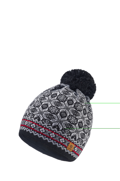 Woolk Müts Bergen