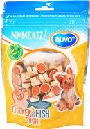 Duvo+ koera maius MMMEATZ kana ja kala sushi, 100g