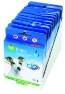 Duvo+ puugi/kirbu vastased pipetid koertele 5tk
