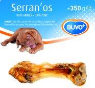Duvo+ koera närimiskont, suitsutatud seakont Jumbo 18cm