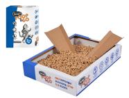 Duvo+ kassi ühekordne WC, kassiliivaga Premium Poop & Go
