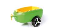 Brumee lasteauto järelhaagis CAREE, roheline