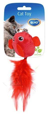 Duvo+ Kassilelu Linnud 2tk, punane/lilla