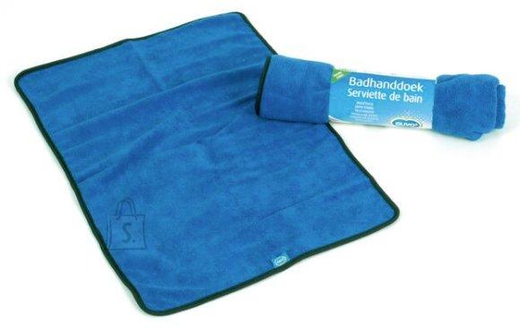 Duvo+ Koera vannirätik mikrofiibrist 40x60cm, sinine