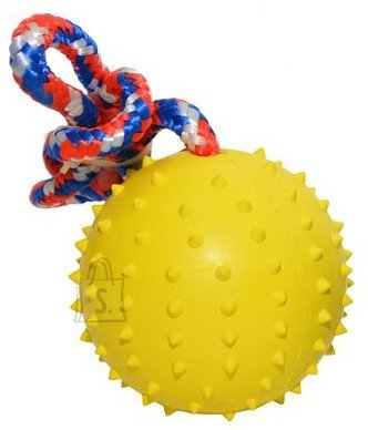 Duvo+ Koeralelu pall nööriga 7 cm