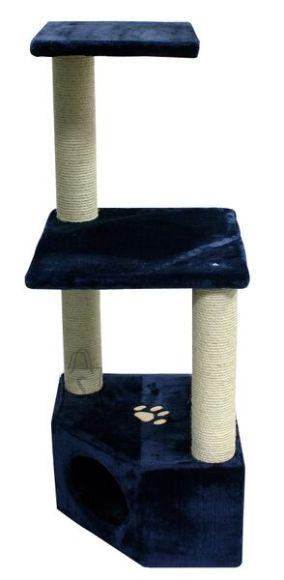 Duvo+ Kraapimispost Olivia 40x40x108 cm, sinine