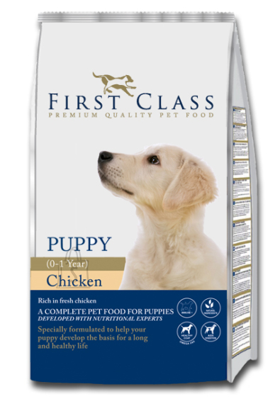 First Class Koeratoit Puppy Chicken