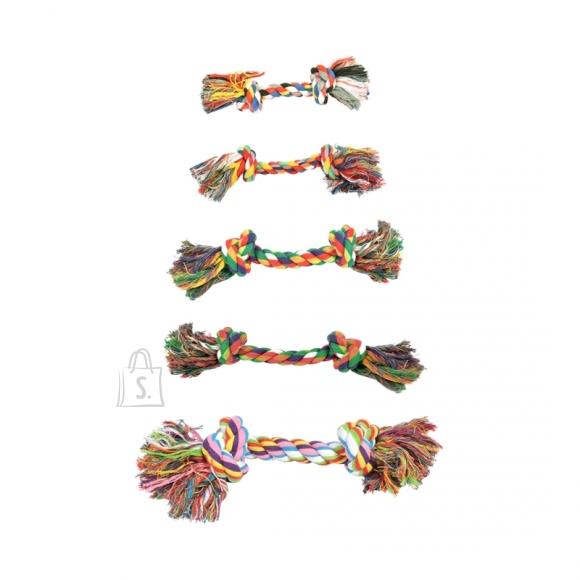Duvo+ nöörlelu sõlmedega 40 cm, värviline
