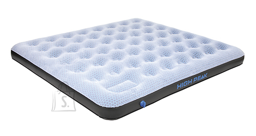 High Peak õhkvoodi King Comfort Plus, hall/sinine/must