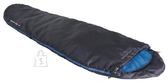 High Peak magamiskott Lite Pak 1200, tumehall/sinine