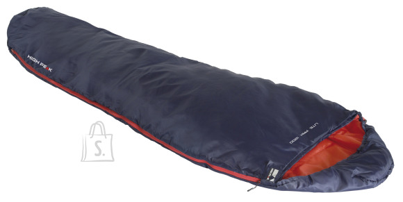 High Peak magamiskott Lite Pak 800, sinine/oranz
