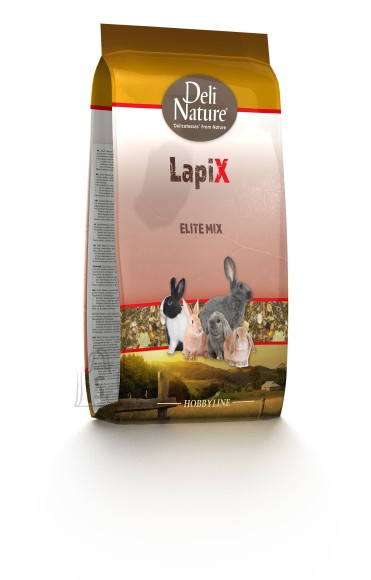 Deli Nature küülikutoit Lapix Elite Mix 4kg