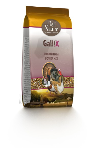 Deli Nature Deli Nature toit kodulindudele Gallix Power Mix 4kg