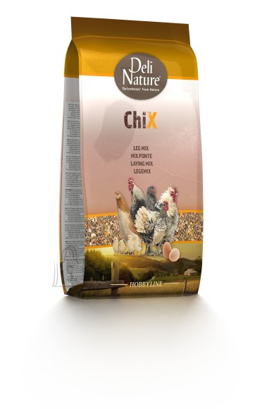 Deli Nature Deli Nature kanatoit Chix Laying Mix 4kg