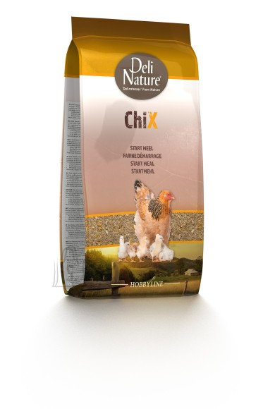 Deli Nature Deli Nature kanatoit Chix Start Meal 4kg