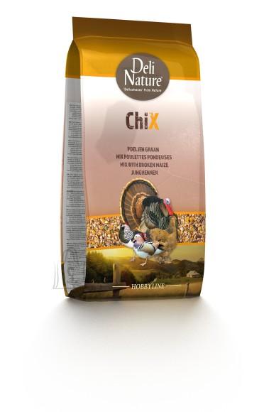 Deli Nature Deli Nature kanatoit Chix Mix With Broken Maize 4kg