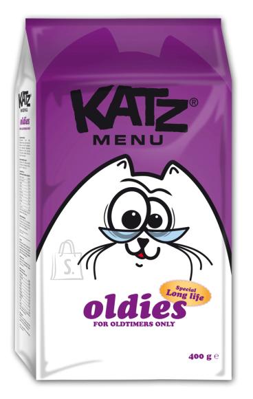 Katz Menu Kassitoit KATZ MENU OLDIES 400gr