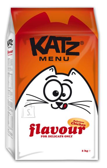 Katz Menu Kassitoit KATZ MENU FLAVOUR 2kg
