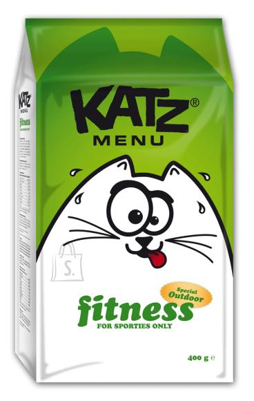 Katz Menu Kassitoit KATZ MENU FITNESS 400gr