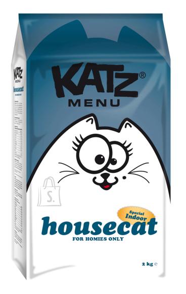Katz Menu Kassitoit KATZ MENU HOUSECAT 2kg