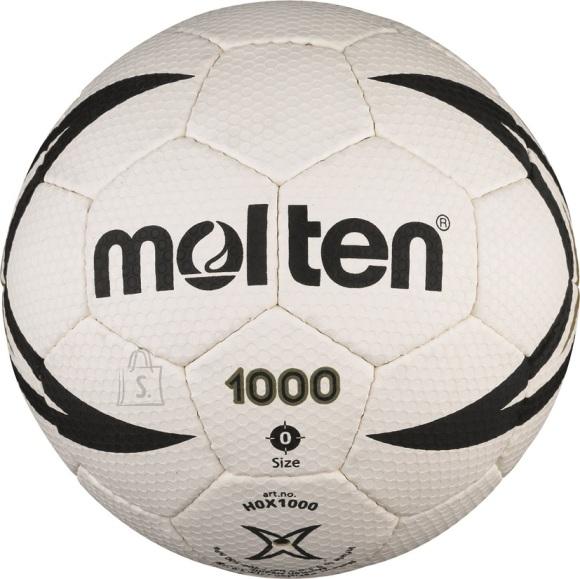 Molten Molten käsipall H0X1000, kumm, valge/sinine