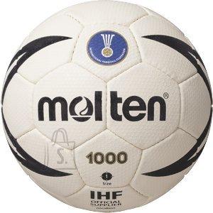 Molten Molten käsipall H1X1000-1, kumm, valge/sinine