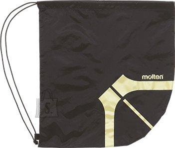 Molten Molten Pallikott EB0021 korvpallile, must/kuldne