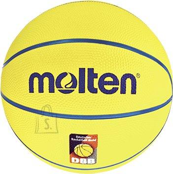 Molten Molten korvpall SB4, kumm, kollane/sinine/punane
