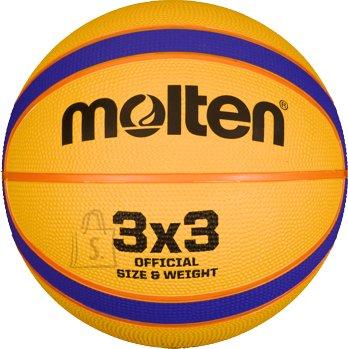 Molten Molten korvpall 3X3, kumm, kollane/sinine