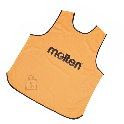 Molten Molten treeningvest GVR1-XL, oranz/sinine