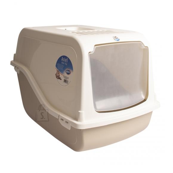 Duvo+ kassi WC Ariel filtriga 57x38x38cm, beez