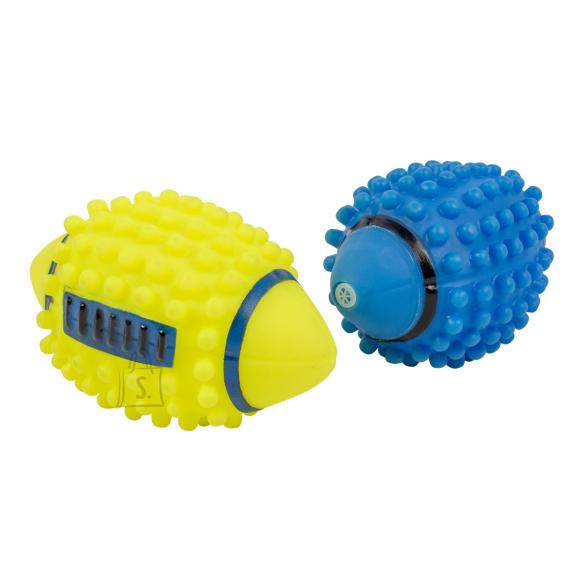 Duvo+ koeralelu Ragbi pall, D13 cm