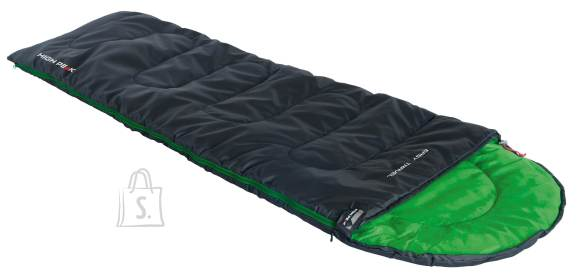 High Peak magamiskott Easy Travel, anthracite/roheline