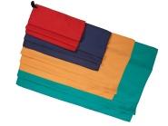Ferrino X-Lite rätik. Suurus: L, Värvus: punane/oranž