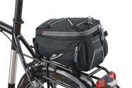 Vaude Silkroad S Black jalgrattakott pakiraamile