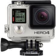 GoPro seikluskaamera Hero4 Silver