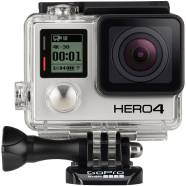 GoPro HERO4 Black Edition Adventure seikluskaamera