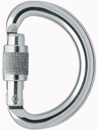 Petzl Omni screw-lock karabiin