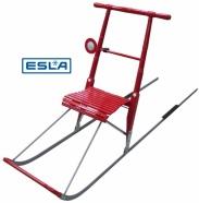 ESLA ESLA T4/M puidust istmega tõukekelk
