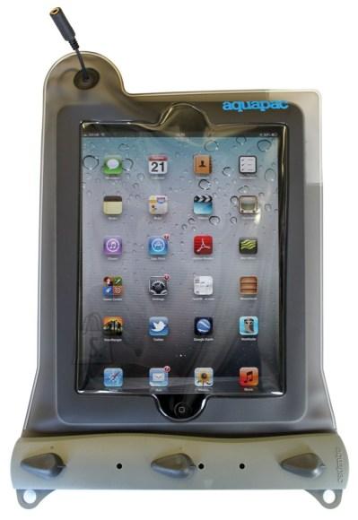 Aquapac iPad veekindel kott audioühendusega