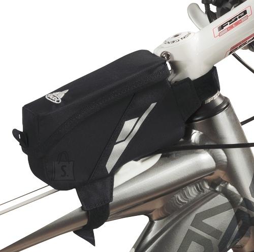 Vaude Carbo Black minikott jalgratta raamile