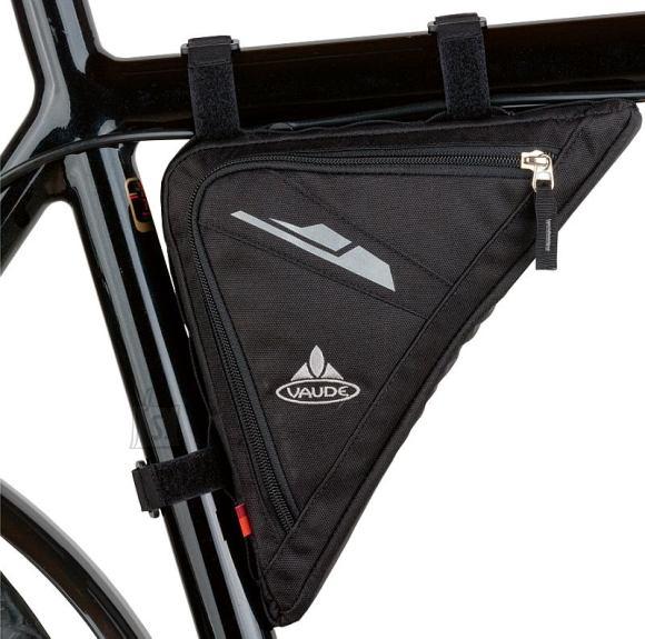 Vaude Triangle Black jalgrattakott raamile